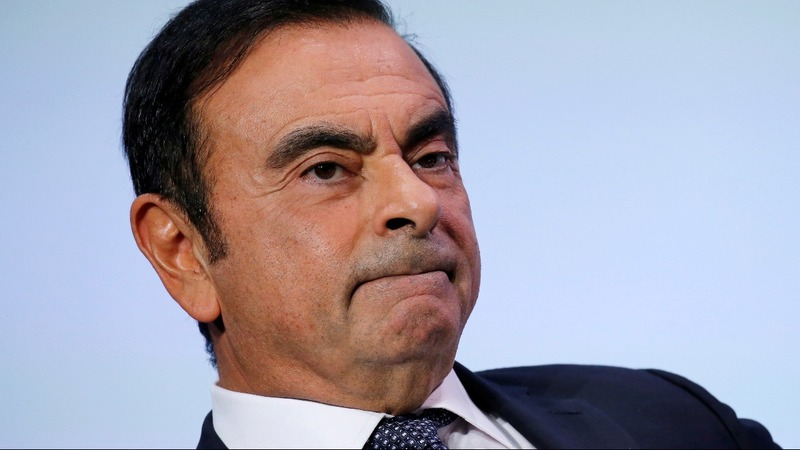 Arrested, now fired: Nissan ousts Ghosn