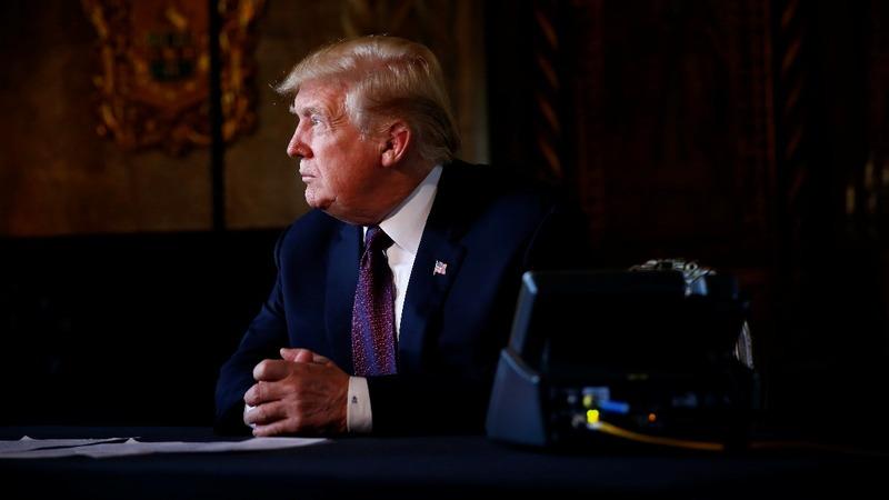 VERBATIM: Trump blasts 9th Circuit Court