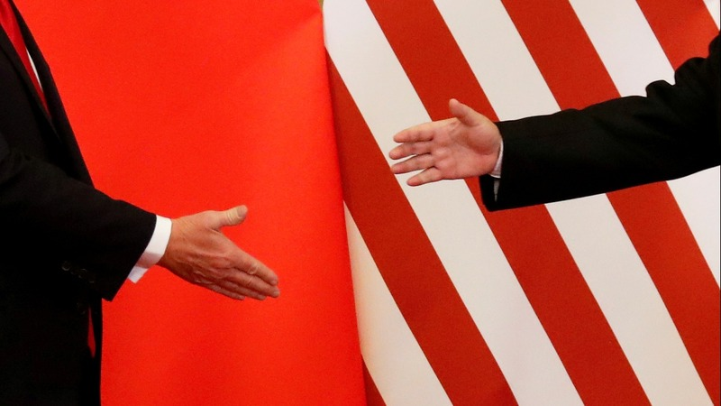China calls for 'equal' trade talks with U.S.