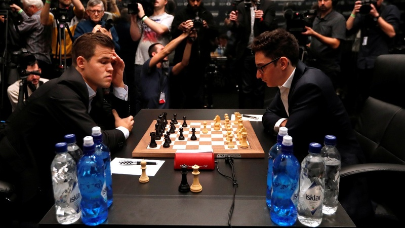 This is the most indecisive chess match, ever