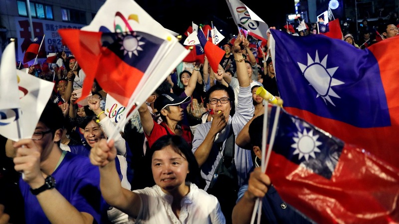 Taiwan voters embrace China-friendly opposition
