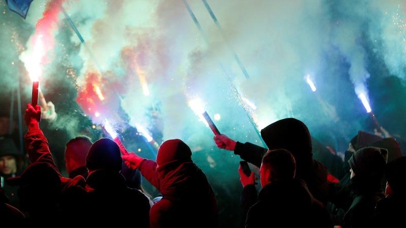 Ukraine's martial law provokes Russian threats