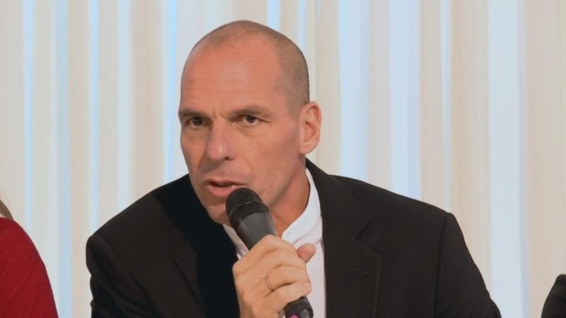 Greece's Varoufakis to run in European election - in Germany