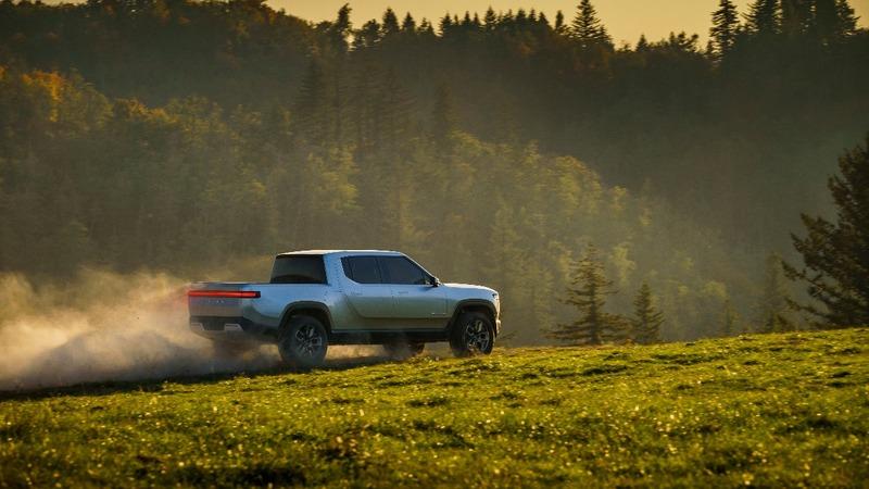 Rivian hopes to be the Tesla of pickup trucks