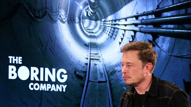 Musk abandons west LA tunnel, plans other routes