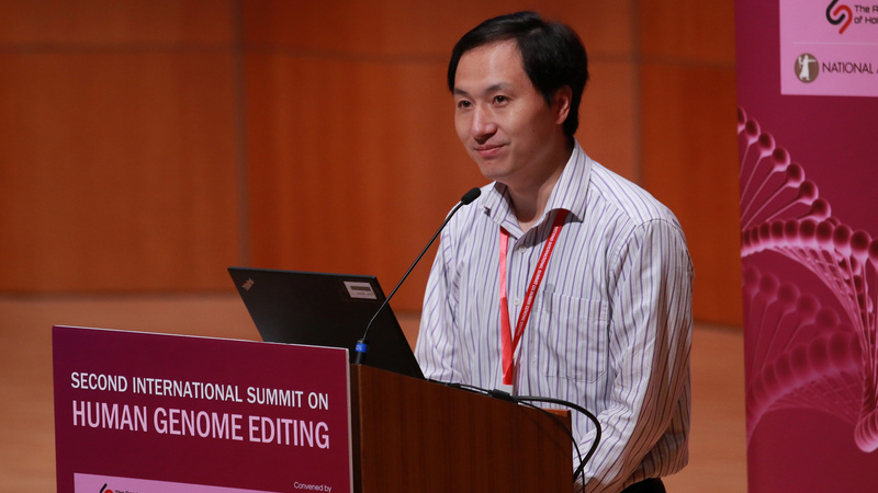 China orders pause on gene-editing after outcry