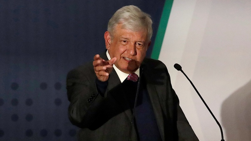 AMLO faces challenges as Mexico's new president