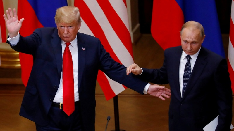 Trump cancels meeting with Putin over Ukraine