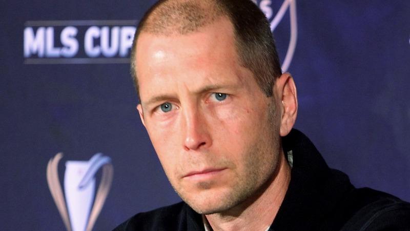 U.S. Soccer names Berhalter as men's team coach