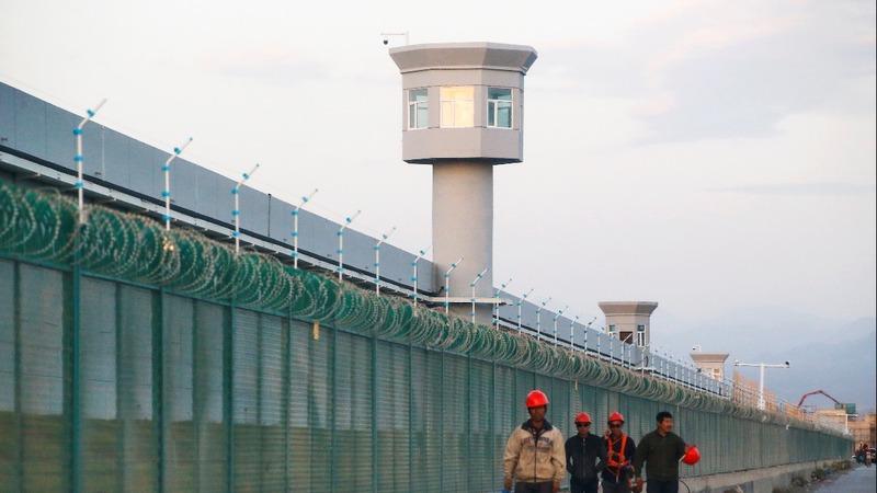 Tracking China's Muslim gulag