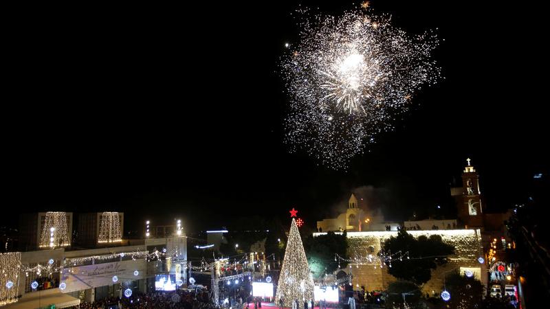 INSIGHT: Bethlehem prepares for Christmas