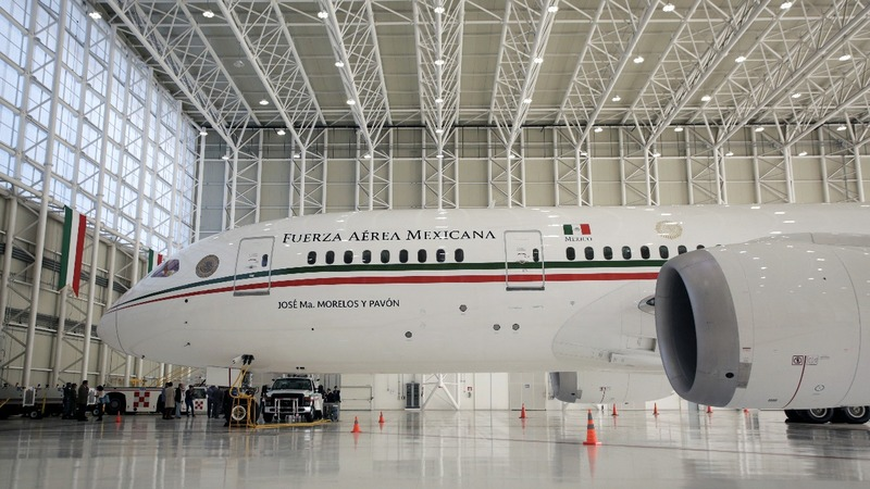 Mexico's AMLO to sell off presidential plane