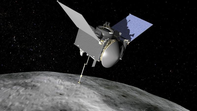 NASA flies Osiris-Rex within 12 miles of asteroid