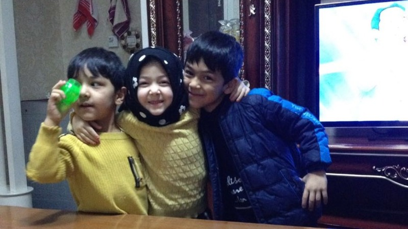 The children lost to China's 'Muslim crackdown'