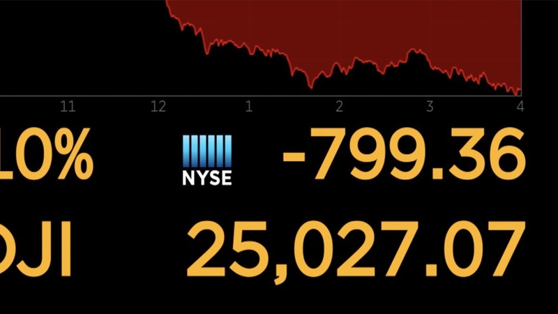 Markets plunge as Trump declares 'I'm a tariff man'