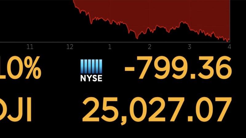 Markets plunge as Trump declares 'I'm a tariff man'