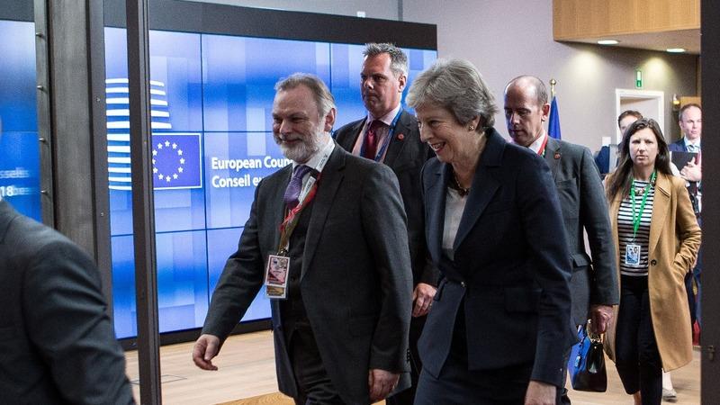 May embarks on days of debate ahead of Brexit vote