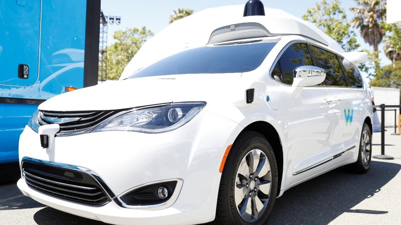 Waymo tests the business model of self-driving cars