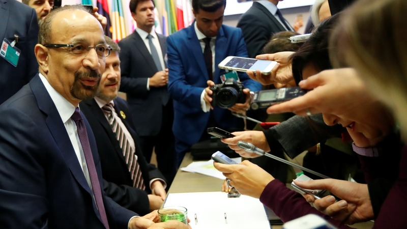 OPEC seals late deal to cut oil output