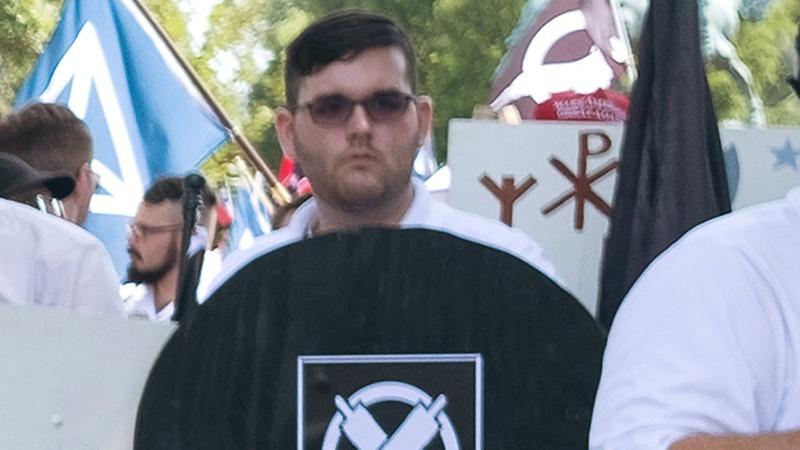 Charlottesville white nationalist guilty of murder