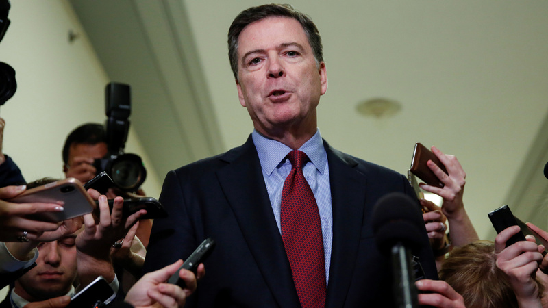 Four investigated in FBI Russia probe - Comey