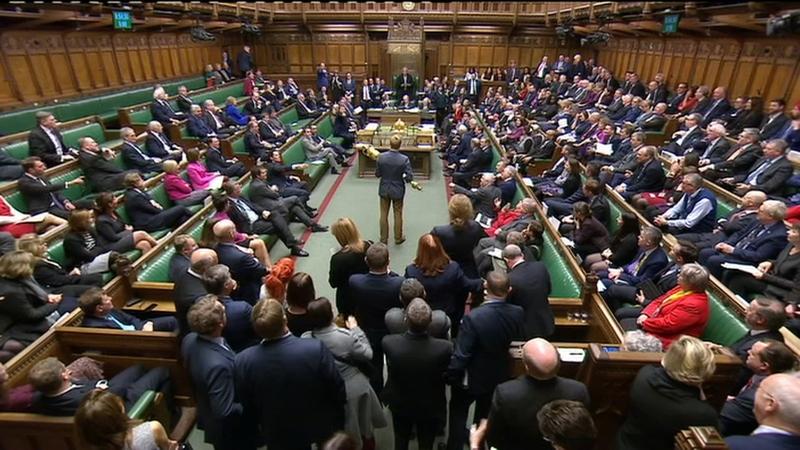 INSIGHT: British lawmaker's Brexit mace protest