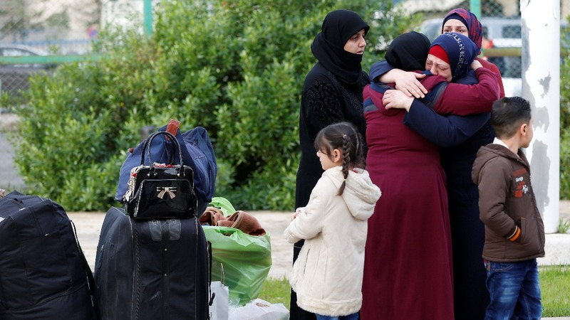 Stay or go? Syrian refugees face huge choice