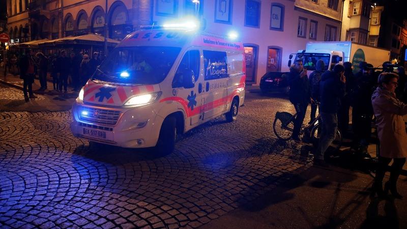 Christmas market gunman has 27 prior convictions
