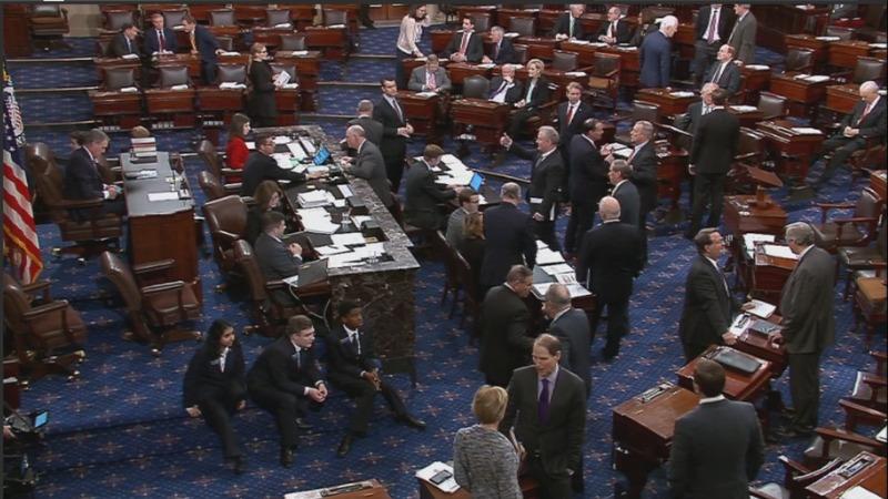U.S. Senate rebukes Saudi Arabia - and Trump