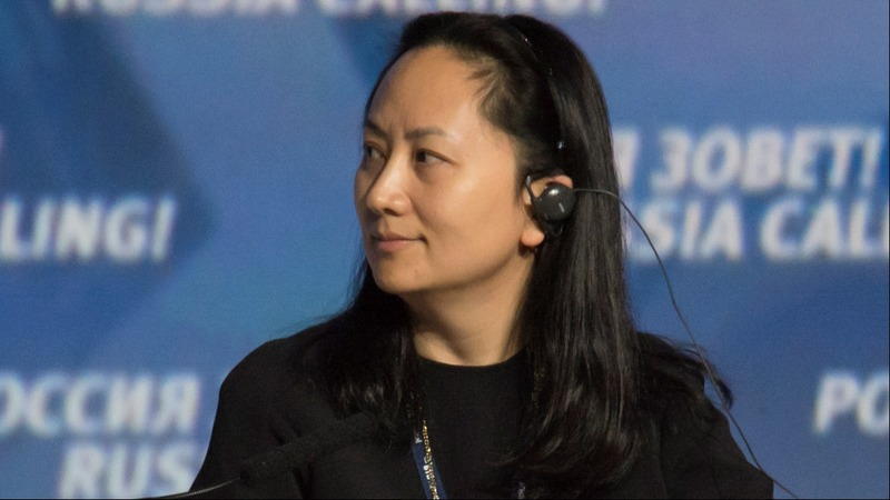 Trump comment may be gift to Huawei CFO