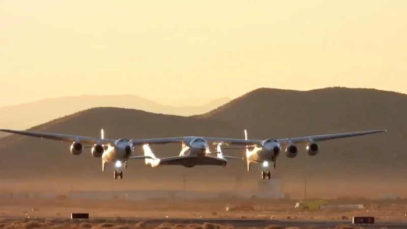 Virgin Galactic signals the age of space tourism