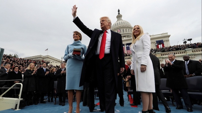 Feds probing Trump inauguration spending - WSJ