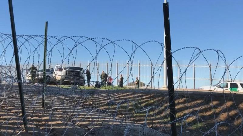 Seven-year-old girl dies after Border Patrol arrest