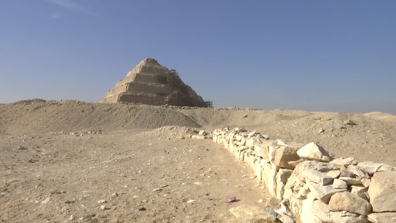 INSIGHT: Egypt uncovers 4,400-year-old tomb