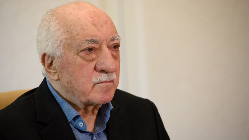 Turkey says Trump working on extraditing cleric Gulen