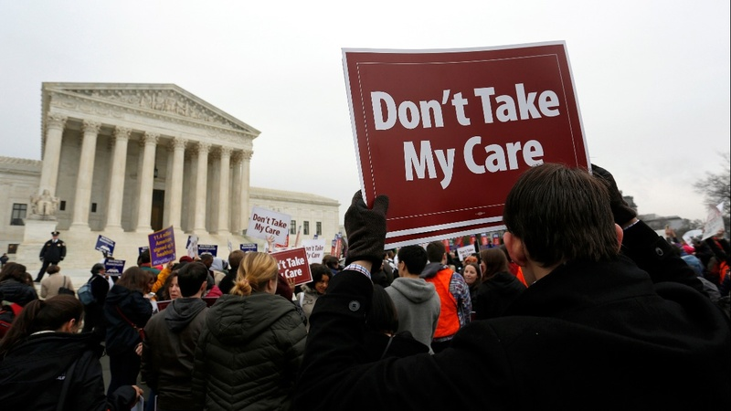 Obamacare ruling thrusts health debate into spotlight