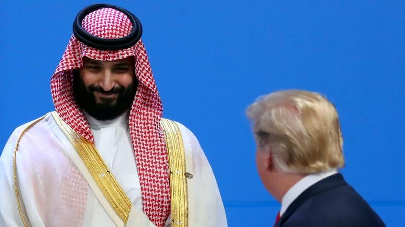 Saudi Arabia chides U.S. Senate over Khashoggi