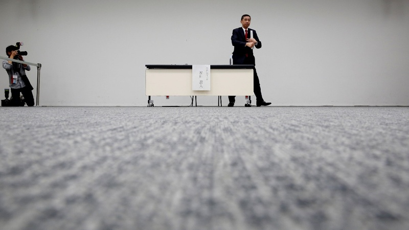 Nissan holds fire on replacing detained chief Ghosn
