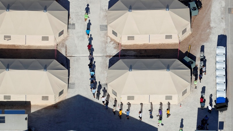 PERSPECTIVES: The separated children