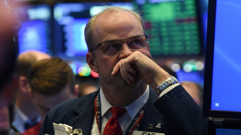 Wall Street plummets on interest rate worries