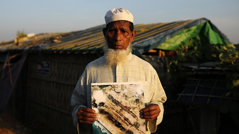 Point of no return: erasing the Rohingya