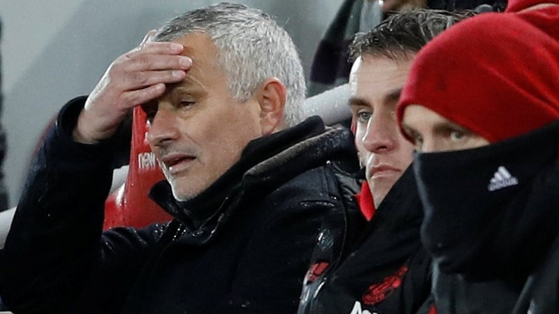 Mourinho out at Manchester United