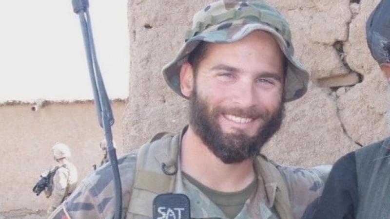Green Beret's wife hopes for Trump pardon