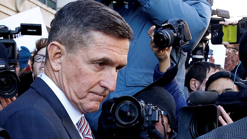 Judge delays sentencing for ex-Trump aide Flynn