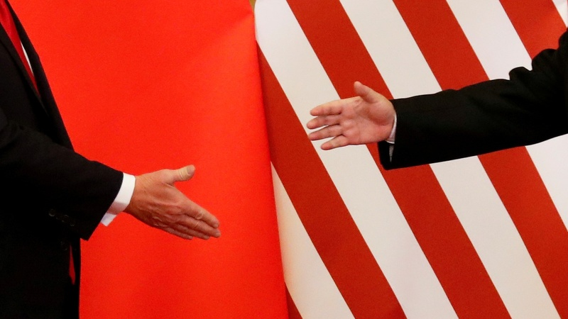 PERSPECTIVES: Tracing the U.S. China tug of war