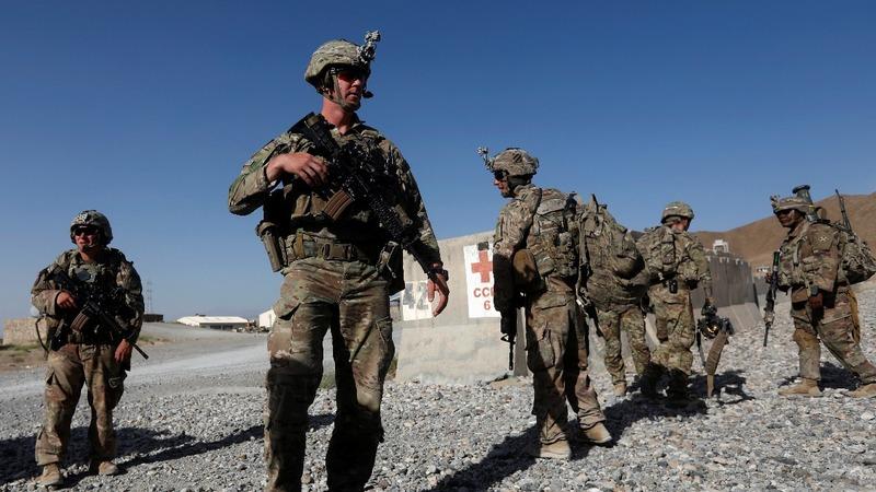 Trump planning Afghan troop draw down: source