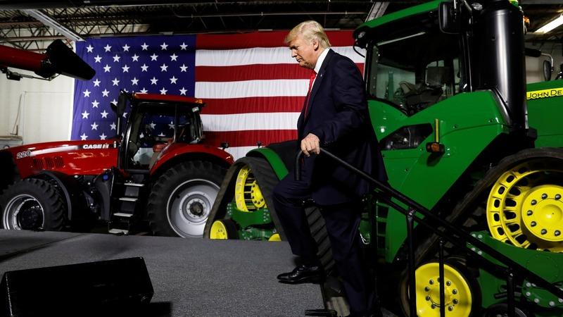 PREDICTIONS: Farmers' loyalty to Trump may wane