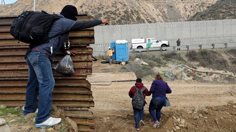 U.S. top court rejects Trump asylum restrictions