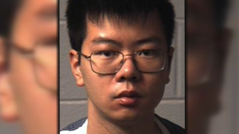 Chinese student in U.S. arrested in poisoning case