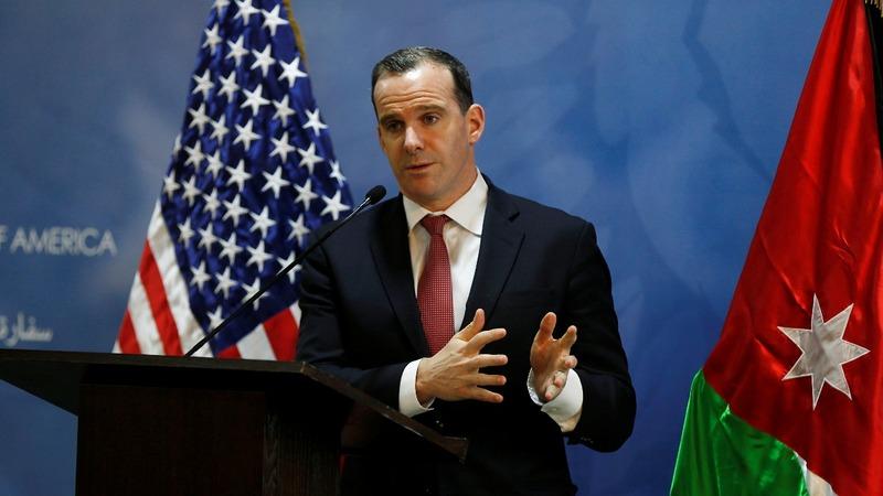 U.S. envoy in fight against ISIS resigns